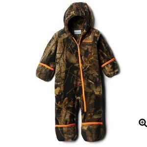 Columbia Infant Snowtop II Bunting 18-24 Months